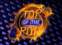 Mark Radcliffe & Lard's Top Of The Pops Appearence